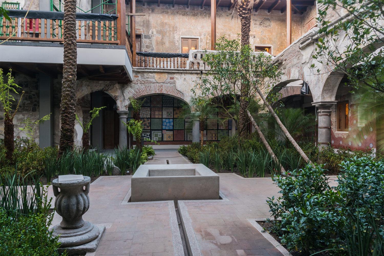 Hotel Cartesiano Puebla