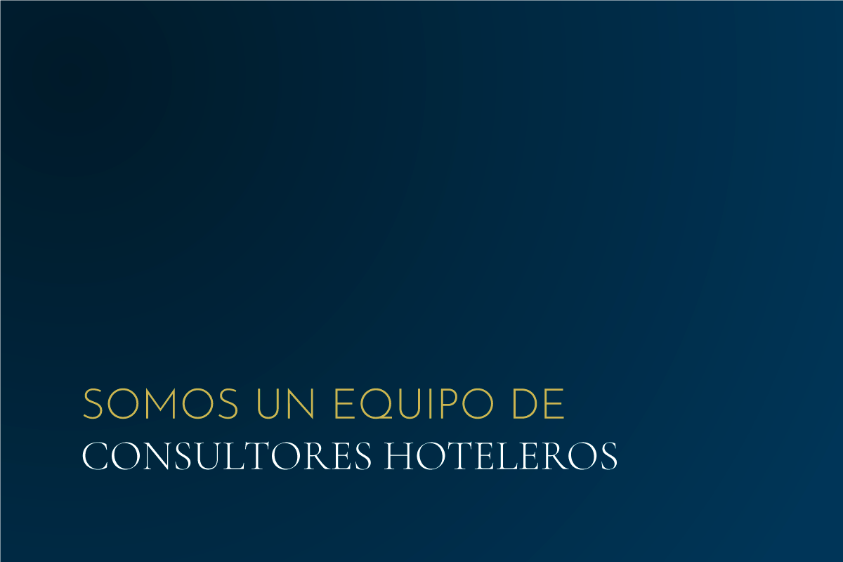 Consultores hoteleros