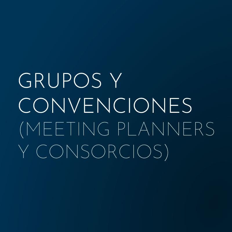 Grupos y Convenciones