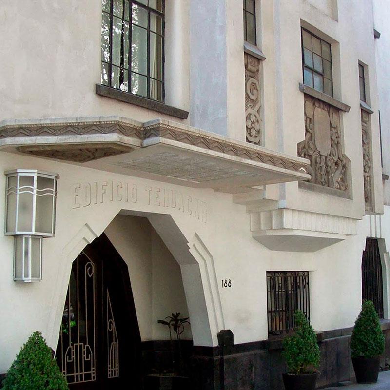 Hotel de lujo CDMX