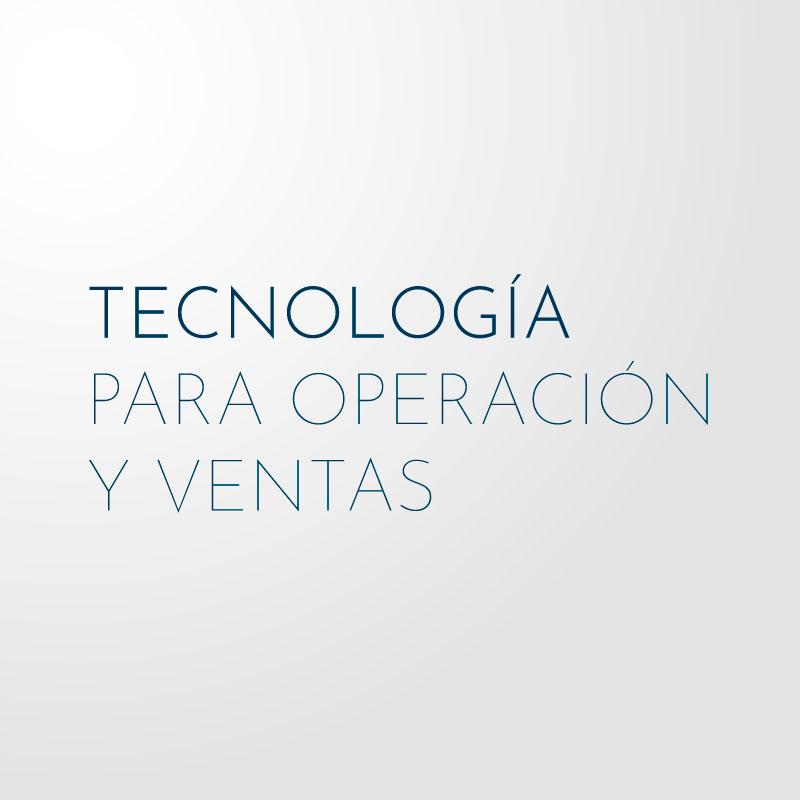 Tecnologia para operacion hotelera