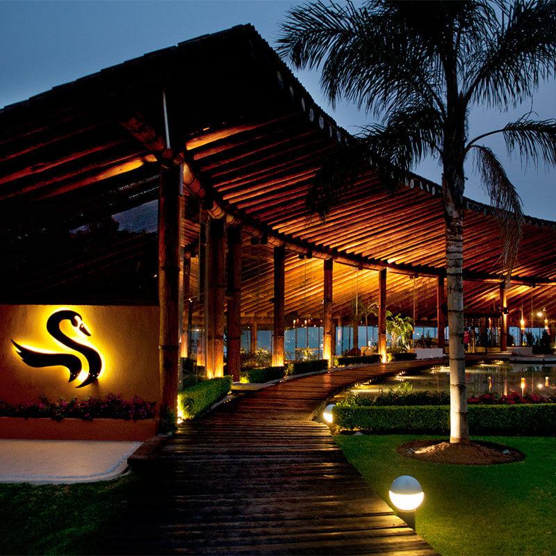 Hoteles de lujo en Mexico