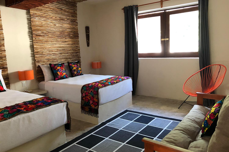 Hotel en Bacalar