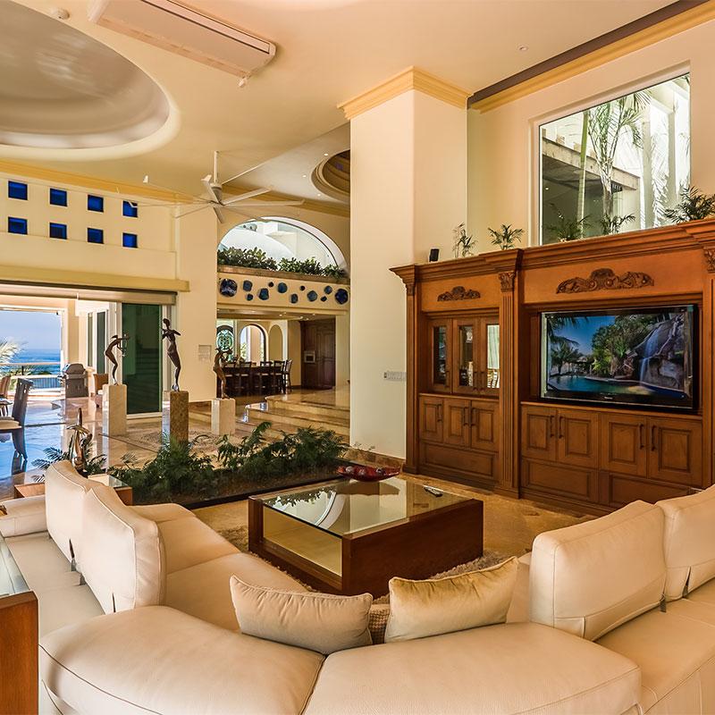 Hoteles de lujo en Puerto Vallarta