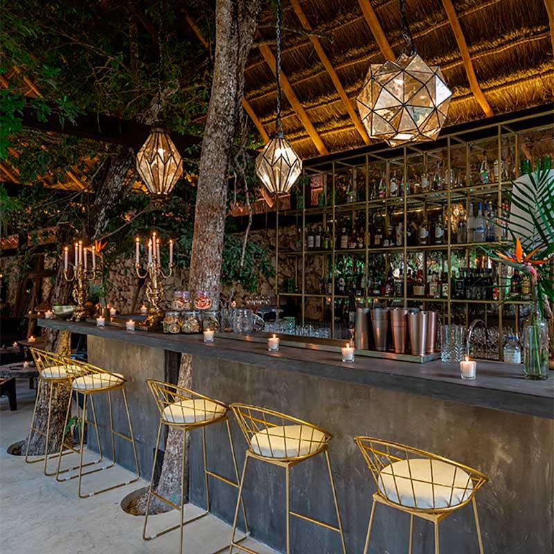 Hoteles de lujo en Tulum