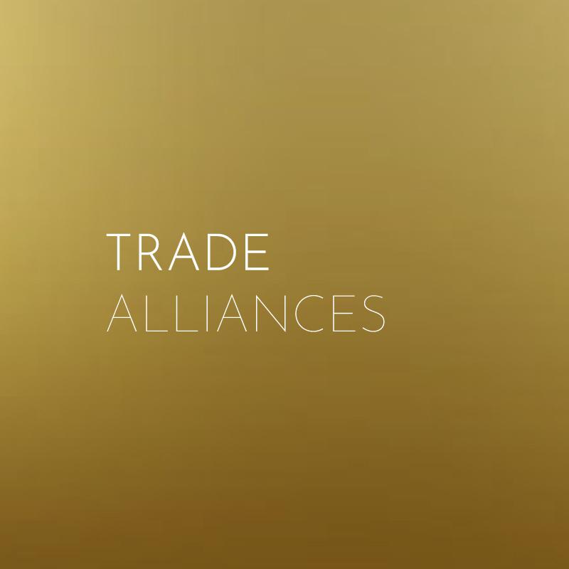 Trade alliances